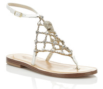 "Sandals Flat ""Stay with me"""