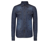 "Denim Shirt Ls ""The Power"""