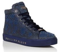 PHILIPP PLEIN®   Herren Hightop Sneaker H W Kollektion 2019 im ... 189e967fd3