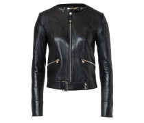 "Leather Jacket ""Soste"""