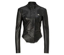 "Leather Jacket ""Harlem"""