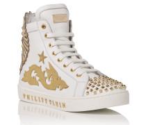 """Hi-Top Sneakers """"Christi"""