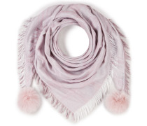 "Square Scarf ""candy"""