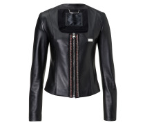 "Leather Jacket ""Sacre Coeur"""