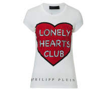 "T-shirt Round Neck SS ""Lonely Hearts"""