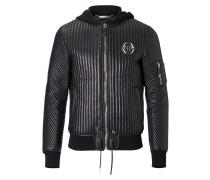 """Leather Jacket """"Naomori"""""""