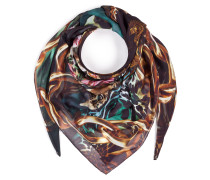 "Square Scarf ""Jungle"""