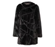 """Fur Coat Long """"Liar Lines"""""""