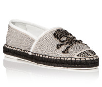 """Espadrillas """"Don't live here anymore"""""""