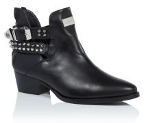 "Boots Low Flat ""selena"""