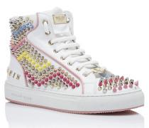 """Hi-Top Sneakers """"Rose"""""""