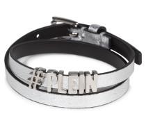 """bracelet """"love in silver"""""""