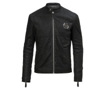 """Leather Jacket """"Artem"""""""