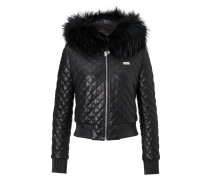"""Leather Jacket """"Wharton"""""""