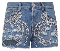 "Hot pants ""Crystal Mude"""