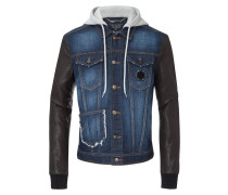 "denim jacket ""camaleon"""