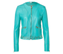 "Leather Jacket ""Apatite"""
