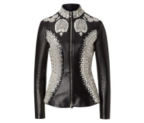 "leather jacket ""vogue"""