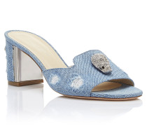"Sandals Mid Heels ""Athene"""