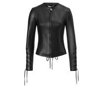 "Leather Jacket ""Phecda"""