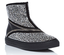"Hi-Top Sneakers ""odette"""