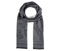 "Square Scarf ""Find me"""
