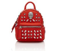 "Backpack ""Shiny skull"""
