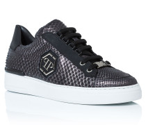 """Lo-Top Sneakers """"skull slate"""""""