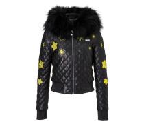 "Leather Jacket ""Nueces"""