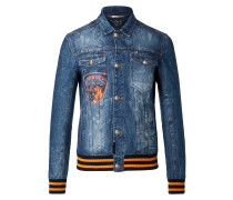 "Denim Jacket ""Fawn"""