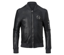 "Leather Bomber ""Creep"""