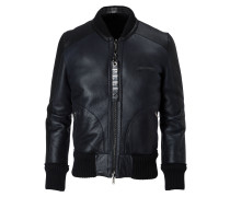 "Leather Bomber ""Martin"""