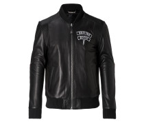 "Leather Bomber ""Nakao"""