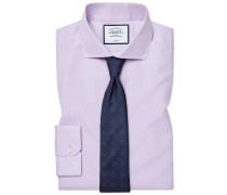 Bügelfreies Super Slim Fit Popeline-Hemd