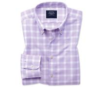 Vorgewaschenes Twillhemd Extra Slim Fit