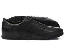 Elegante Sneakers in Schwarz