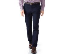 Extra Slim Fit Stretch Hose aus Cavalry-Twill