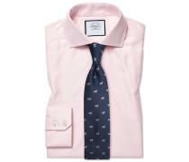 Slim Fit Baumwoll-Stretch Hemd