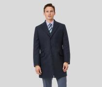 Epsom-Mantel aus britischer Wolle & Baumwolle