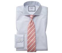 Bügelfreies Super Slim Fit Natural Cool Hemd