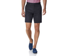 Chino-Shorts in Marineblau
