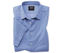 Kurzärmeliges Hemd Slim Fit