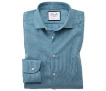 Bügelfreies Classic Fit Business-Casual-Hemd
