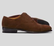 Goodyear-rahmengenähte Oxford-Schuhe