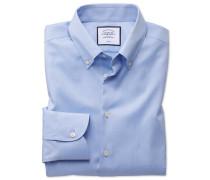 Bügelfreies Slim Fit Business-Casual Hemd