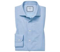 Extra Slim Fit gepeachtes Hemd