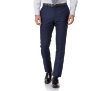 Extra Slim Fit Business-Hose aus Merino
