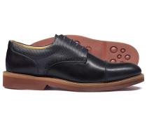 Extraleichte Derby-Schuhe in Marineblau
