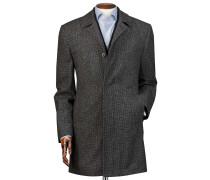 Wetterfester Car Coat aus Wolle