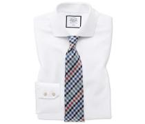 Bügelfreies Slim Fit Oxfordhemd